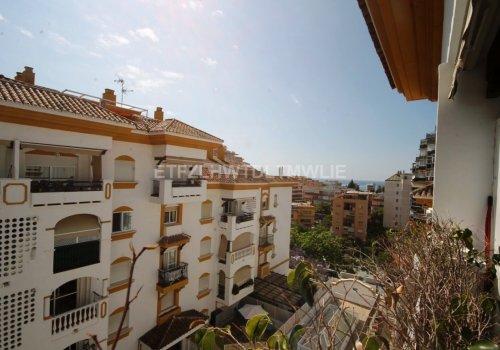 Ático dúplex en Marbella centro