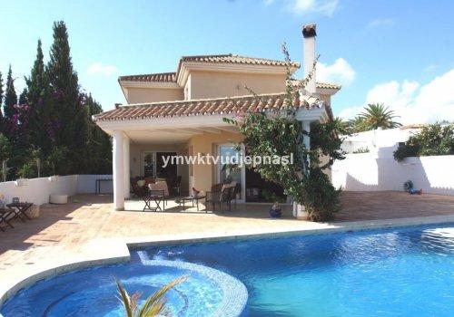 Villa - Chalet, El Pinillo, Torremolinos, Costa del Sol.