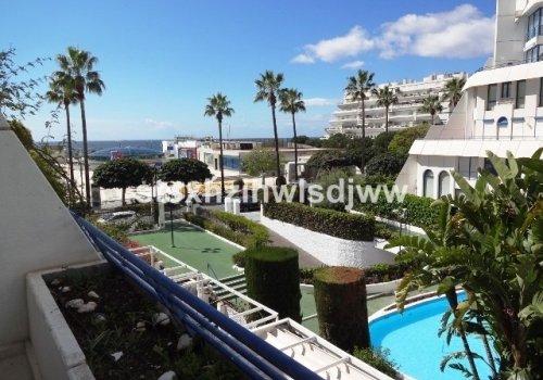 Apartamento de 2 dormitorios para alquiler de corta temporada en Marbella