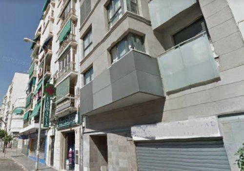 Eugenio Gross, Málaga, local