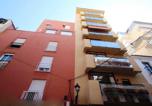 Paseo Marítimo Rey de España, Fuengirola, Málaga, apartamento