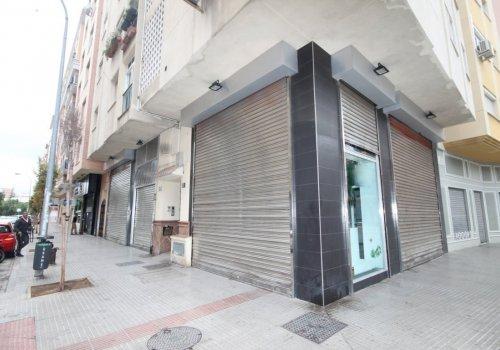 Girón, Las Delicias, Carretera de Cádiz, Málaga, local