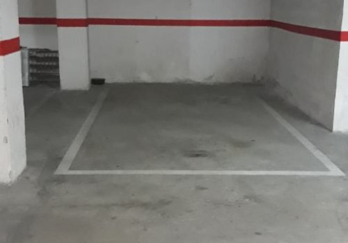 Olas de Procusan, Torremolinos, Rent, Garage