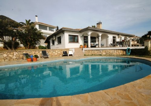 Beautiful villa in La Capellania.