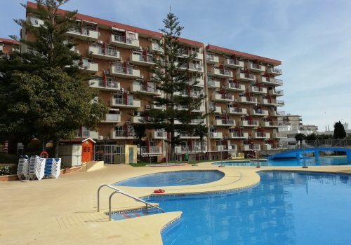 Edificio Jupiter, Gamonal, Benalmadena Costa, Apartment