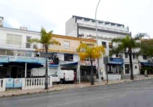 Carlota Alessandri, Torremolinos, Apartment