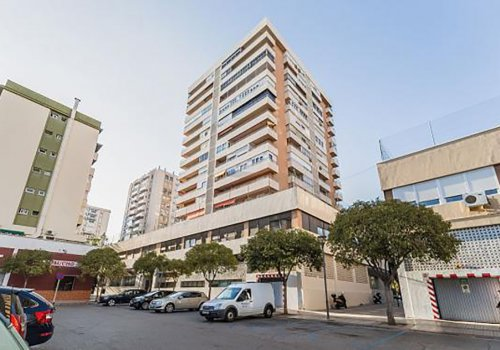 Banking Opportunity Building in the center of Malaga! No commissions!!!