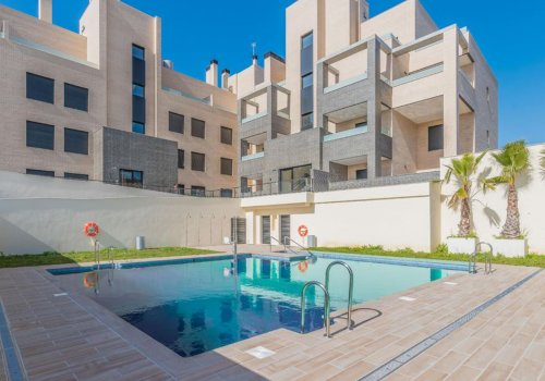 el Pinillo, Torremolinos, Apartment