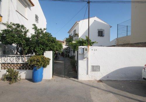 San Julian, Guadalmar, Málaga, casa, adosado