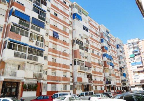 Vistafranca, Carretera de Cádiz, Málaga, piso