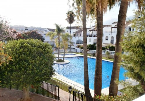 Las Lagunas, Mijas, Apartment