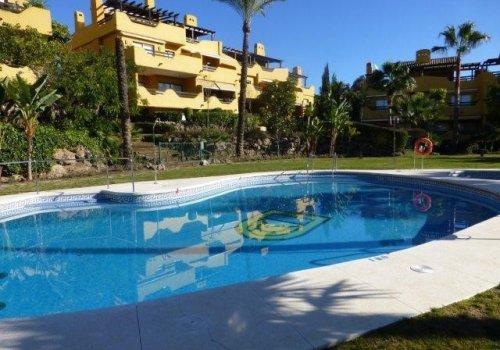 La Meridiana, The Golden Mile, Marbella, Townhouse