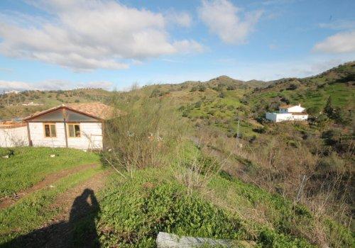 Paraje el Chaparral, Alora, Málaga, terreno