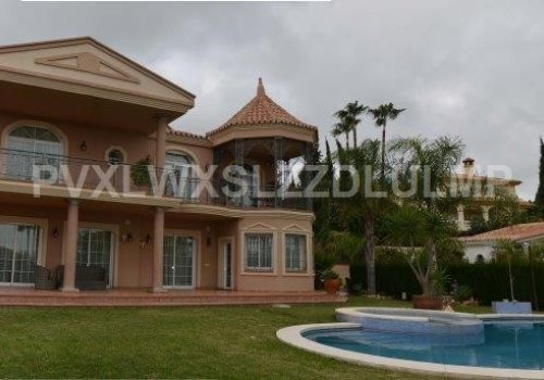Mijas Golf, Málaga, Villa, Detached villa