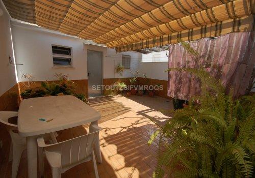 Eugenio Gros, Bailen Miraflores, Malaga, semi-detached house
