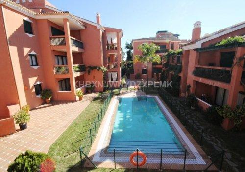 Las Sabinas, Carib Playa, Las Chapas, Marbella, apartment