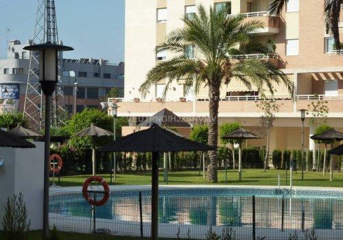 Torre Atalaya, Teatinos, Malaga, floor