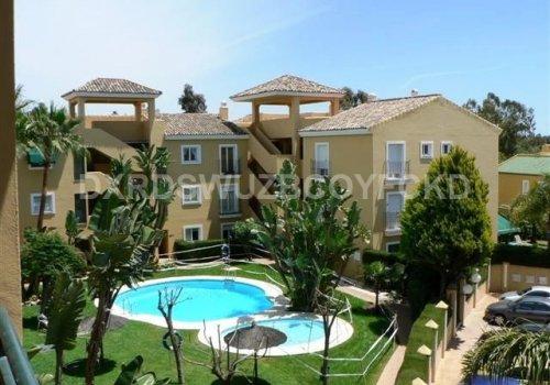 Apartment in Guadalmina Baja short term rental