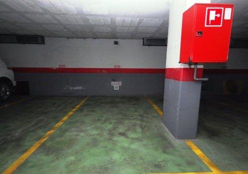 Calle O´Donnell, Las Chapas, Malaga, Garage
