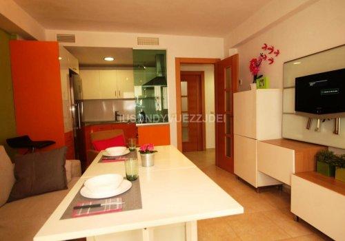 Propiedad en alquiler con 2 dormitorios centro San Pedro
