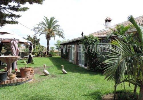 El Hornillo, Mijas, Málaga, villa, chalet independiente